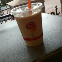 Photo taken at Jamba Juice Park Central by Samantha M. on 7/13/2015