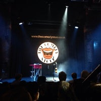 Photo taken at The Comedy Store by Ben S. on 9/24/2013