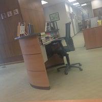 Photo taken at Biblioteca Juan Bosch FUNGLODE by Angela B. on 2/23/2013