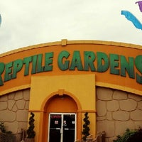 Photo taken at Reptile Gardens by Ruth Valerie B. on 7/14/2013