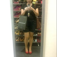 Photo taken at Payless ShoeSource by Fitria R. on 10/13/2012
