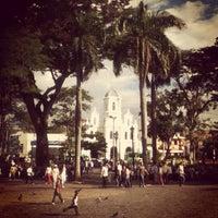 Photo taken at Parque de Bello by Martinez on 7/3/2013