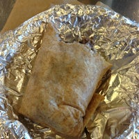 Photo taken at Qdoba Mexican Grill by Charles J. on 1/16/2013