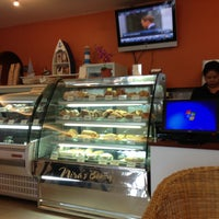 Photo taken at Nira's Home Bakery by Happy T. on 6/12/2013