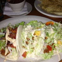 Photo taken at Fuego Cantina by Hannah F. on 1/22/2013