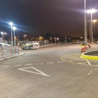 Photo taken at Hamilton Central Bus Station by Gary G. on 10/22/2014