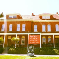Photo taken at The Walt Disney Family Museum by Steve Austin P. on 5/19/2013
