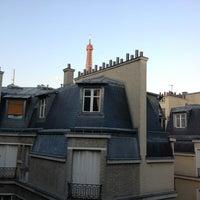 Photo prise au Hôtel Sezz Paris par Дмитрий С. le4/24/2013