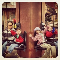 Photo taken at Dollywood by Darren F. on 3/23/2013