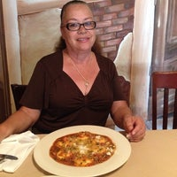 Photo taken at Forno's Of Italy by Jane M. on 5/23/2014