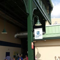 Photo taken at Whitaker Bank Ballpark by Brooks M. on 7/26/2015