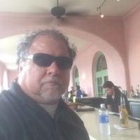 Photo taken at Renaissance Vinoy - Terrace by Lloyd C. on 7/5/2014