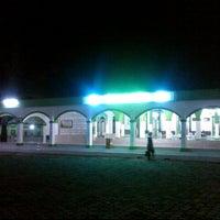 Photo taken at Masjid Besar Al-Izhar Kutoarjo by iwan a. on 2/11/2013