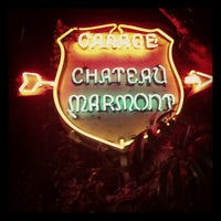 Photo taken at Château Marmont by Michael N. on 1/15/2013
