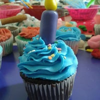 Photo taken at Cupcake Gdl. by M4RC3L4 on 4/13/2013