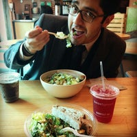 Photo taken at sweetgreen by Ahmed A. on 3/2/2014