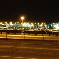 Photo taken at MSP Airport Cell Phone Lot by Candi G. on 11/20/2013