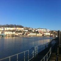 Photo taken at The Matthew of Bristol by Ben W. on 1/15/2013