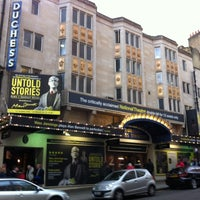 Photo taken at Duchess Theatre by Cameron P. on 5/11/2013