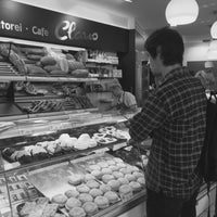 Photo taken at Bäckerei Claus by Andreas S. on 5/1/2016