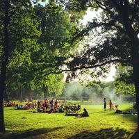 Photo taken at Erasmuspark by Carlos 🇲🇽 T. on 7/7/2013