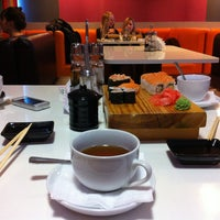 Photo taken at Small Tokyo by Диана Х. on 2/19/2013