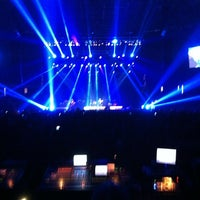Photo taken at Movistar Arena by Taz G. on 4/13/2013