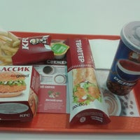 Photo taken at KFC by Artur N. on 1/20/2013