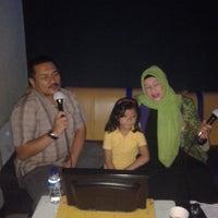 Photo taken at NAV Karaoke Keluarga by Fitri Dwi A. on 1/1/2014