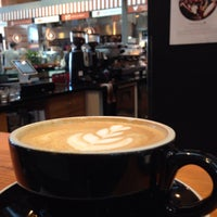 Photo taken at Ritual Coffee Roasters by Scarlett B. on 10/15/2013