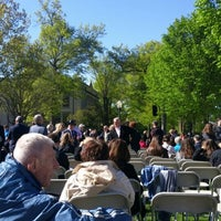 Photo taken at College of Wooster by April F. on 5/16/2016