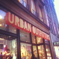 Photo taken at Urban Outfitters by Thomas B. on 3/1/2013