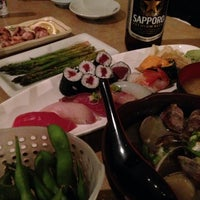 Photo taken at Sakana Sushi & Grill by Junpei Y. on 11/20/2013