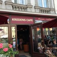 Photo taken at KREDENS CAFE by Anastasya S. on 6/18/2013