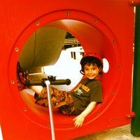 Photo taken at John Jay Playground by Daniel D. on 5/23/2013