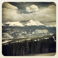 Photo taken at Breckenridge Ski Resort by Andrea on 3/28/2013