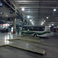 Photo taken at Terminal de Buses San Borja by Alejandra V. on 1/19/2012