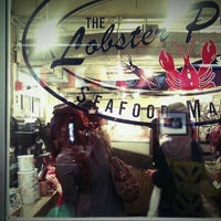 Photo taken at Lobster Place by Elizabeth R. on 10/8/2011