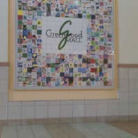Photo taken at Greenwood Mall by Allison B. on 12/24/2011