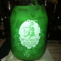 Photo taken at McGuire's Irish Pub of Destin by Jenna O. on 3/22/2013