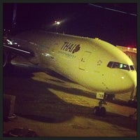 Photo taken at Gate D42 by Tongik S. on 3/30/2013