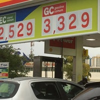 Photo taken at Posto Carrefour (Shell) by Walter Arthur N. on 2/24/2016