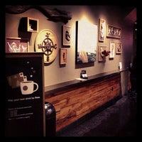 Photo taken at Starbucks by Víctor @. on 1/1/2013