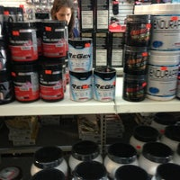 Photo taken at Nutritional Power Center Doral by Geoff S. on 1/31/2013