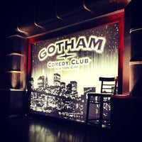 Photo taken at Gotham Comedy Club by Emily T. on 5/8/2013