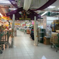 Photo taken at Econsave Simpang Renggam by Bond B. on 11/3/2013