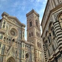 Photo taken at Cattedrale di Santa Maria del Fiore by dora t. on 1/5/2013