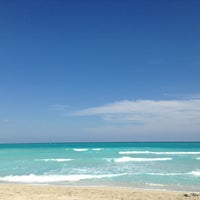 Photo taken at South Beach by Roman V. on 3/15/2013