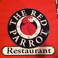 Photo taken at The Red Parrot by Shawn D. on 8/8/2013