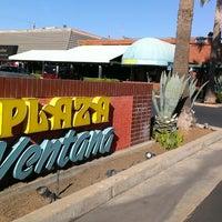 Photo taken at Plaza Ventana by John B. on 4/6/2014